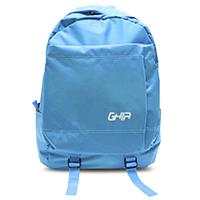 MOCHILA BACKPACK GHIA 15.6 COLOR AZUL 3 COMPARTIMIENTOS